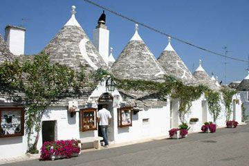 Apulia - The Trulli of Alberobello