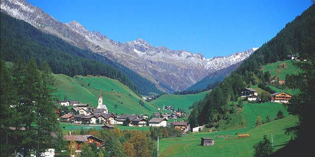 Ahrntal The Pearl Of Tyrol In The Extreme North Of Italy - Touring italy