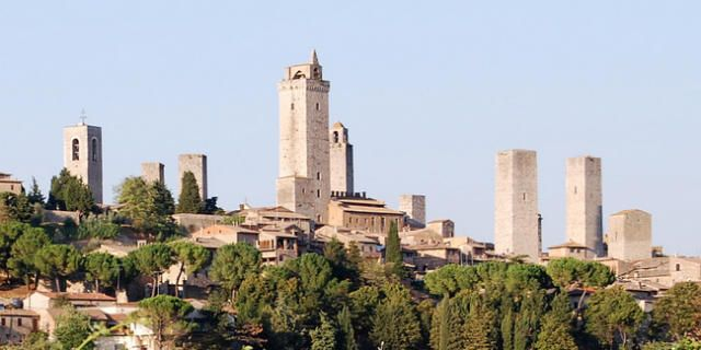 San Gimignano, a wonderful Medieval village in Tuscany