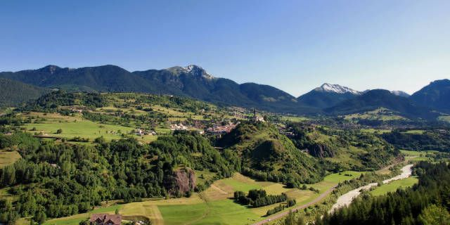 Visit the astonishing Val di Fiemme in the Italy's Dolomites