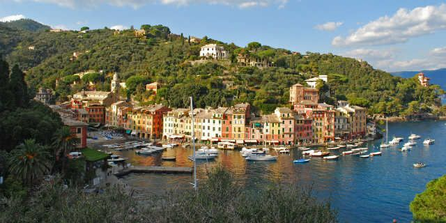 Portofino, a small gem in Liguria and Regional Natural Park