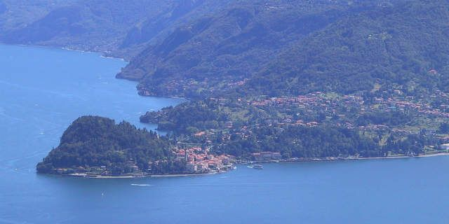 The enchanting Bellagio on the shores of Lake Como