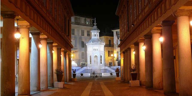 Acqui Terme in Piedmont, a town of spas and delicious wines