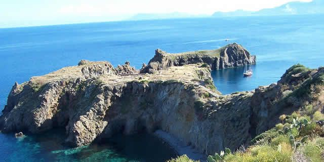 The unspoilt paradise of the Aeolian Islands