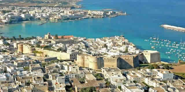 Salento The Heel Of Italy The Beautiful Area In Puglia - Touring italy
