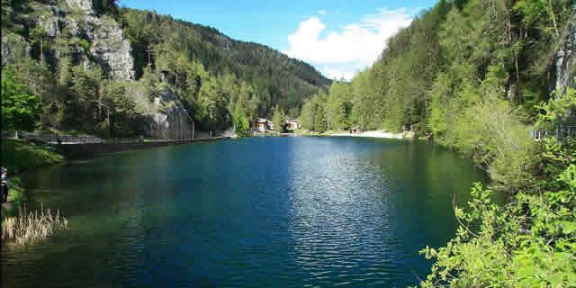 Scenic drives of Italy: the upper Val di Non in Trentino