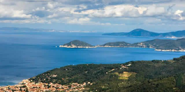 Tuscany's scenic drives: the picturesque Etruscan Coast