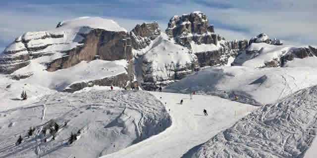 Pinzolo: one of the best ski resorts in Italy