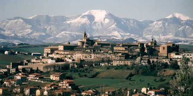 Corinaldo: one of the most beautiful villages in Italy