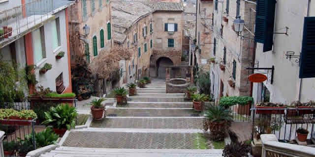 Corinaldo One Of The Most Beautiful Villages In Italy