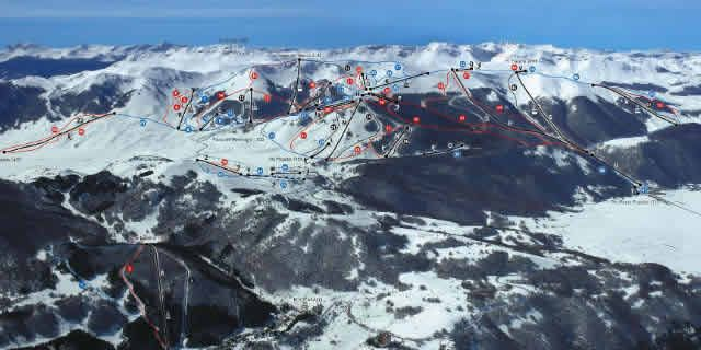 Roccaraso, the most popular Ski Resort in Abruzzo
