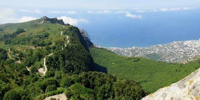 Ischia: the wonderful island in the gulf of Naples