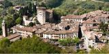 Asolo, a medieval village, the city of a hundred horizons