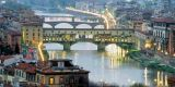 Ponte Vecchio, Florence, great shopping of jewels and gold
