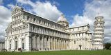Piazza dei Miracoli in Pisa, a place of art and beauty