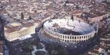 Verona, the town of Romeo and Juliet and the Roman Arena