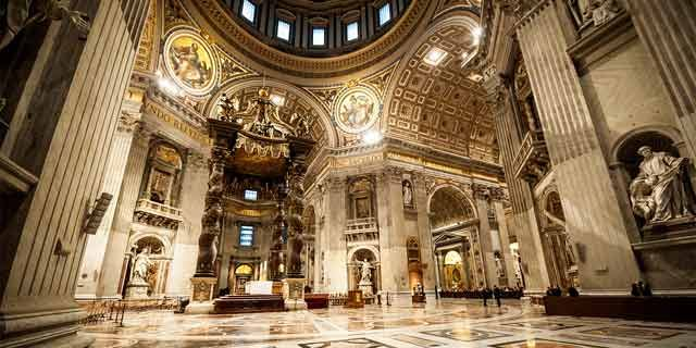 Vatican City, Its Museums And The Sistine Chapel