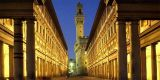 Uffizi Gallery and Palazzo Vecchio, the heart of Florence