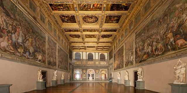 uffizi gallery and palazzo vecchio  the heart of florence