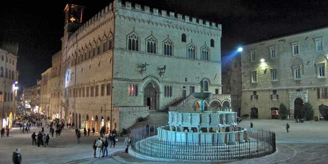 Perugia, visiting the ancient Etruscan art city in Umbria